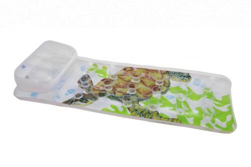 INTEX 18 PISCINA Pocket FASHION LOUNGE GALLEGGIANTE-Turtle