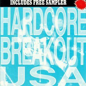 Various-Artists-Hardcore-Breakout-USA-Jawbreaker-Reagan-Youth-NEW-Cassette