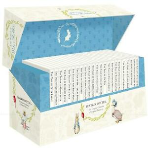 The-World-of-Peter-Rabbit-Complete-Collection-Original-Tales-1-23-Books-Box-Set