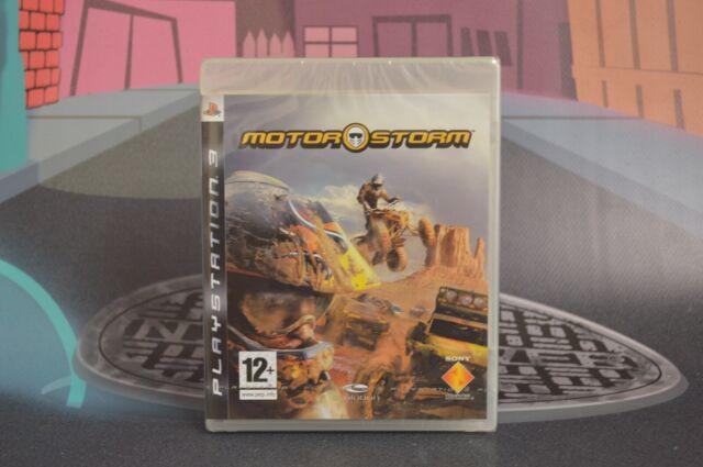 Motor Storm Motorstorm Sony PLAYSTATION 3 PS3