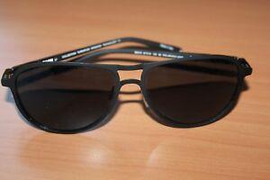 B6510 Occhiali sole Bmw nero polarizzato Aviator da zZZUxwrqt