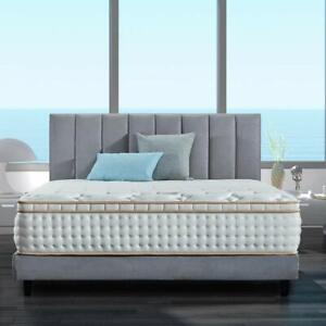 BedStory 12 inch Queen Mattress Gel Infused Memory Foam ...