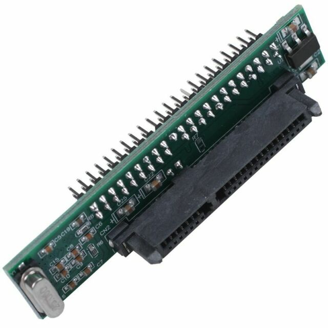"""2.5"""" 44Pin IDE D Drive Male to 7+15Pin Female SATA Adapter C2G5"""