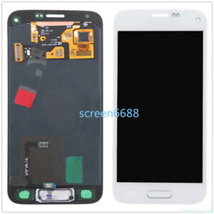 Pour Samsung Galaxy S5 mini G800F LCD Display écran tactile touch verre Blanc