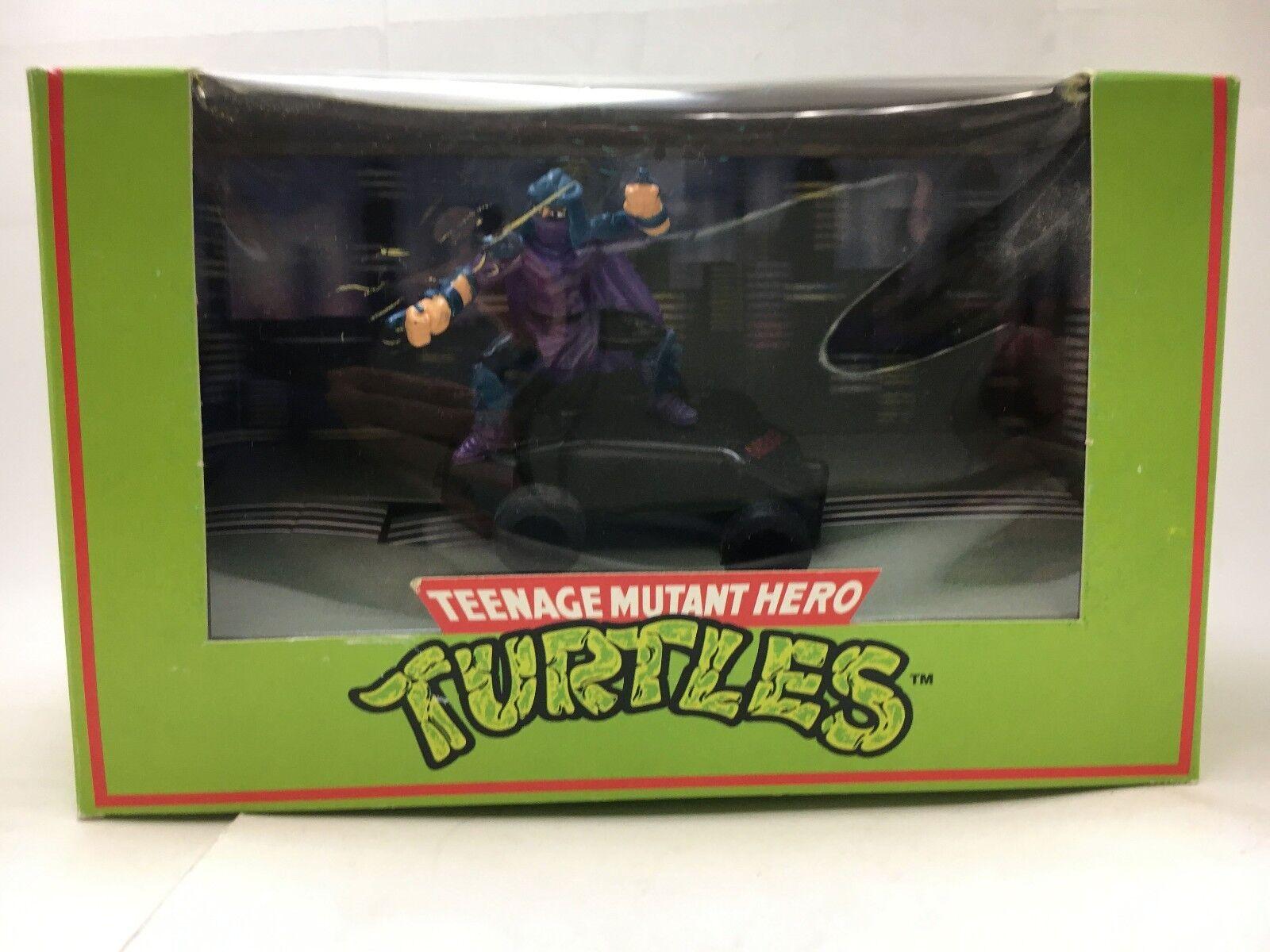 Scalextric 1   32 slot car teenage mutant ninja turtle schrotder - kasten c134
