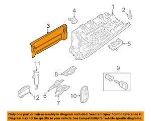 image is loading bmw-oem-07-13-328i-glove-compartment-box-