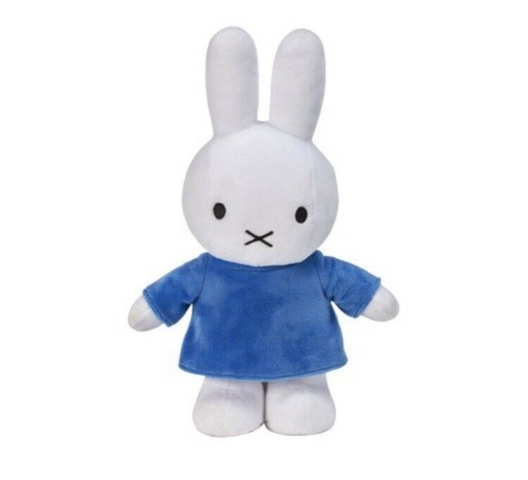 Miffy's Adventures Big and and and Small Talking Plush Bunny Rabbit Doll 12  4875e8