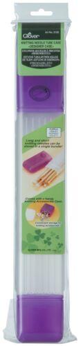 Clover Knitting Needle Tube Case