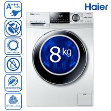 Waschmaschine Frontlader A+++ -50% 8kg Haier HW80-BD14756 AquaProtect Schlauch