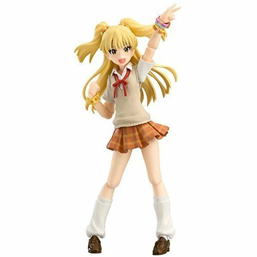 Max Factory The Idolmaster Cinderella Girls: Rika Jougasaki Figma Figure