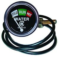 63783d Water Temperature Gauge For Ih Farmall Tractors & Supers