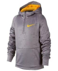 New-Nike-Big-Boys-1-2-Zip-Training-Hoodie-Choose-Size-MSRP-50-00