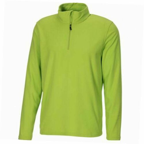 McKinley Kinder Ski Freizeit Fleece Rolli Sweatshirt CORTINA II lime green