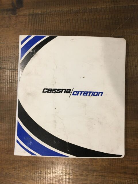 Cessna Citation Model 560 Maintenance Manual  Chapter 5