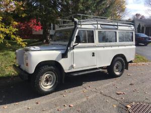 1975 Land Rover Series 3 (Defender) DIESEL