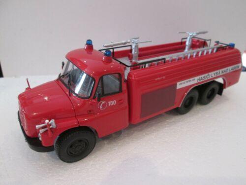Schuco 450375400 TATRA T 148 TLF Tchèque pompiers M 1:43