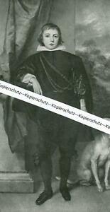 Prinz Ruprecht von der Pfalz - Porträt - um 1930              W 26-1