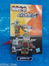 Hasbro KRE-O G.I.JOE A4534 Collection 2 ANTHONY FLASH GAMBELLO Kreon Figure OOP