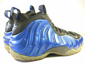 san francisco 10669 74053 Image is loading DS-NIKE-1997-AIR-FOAMPOSITE-PENNY-NEON-ROYAL-