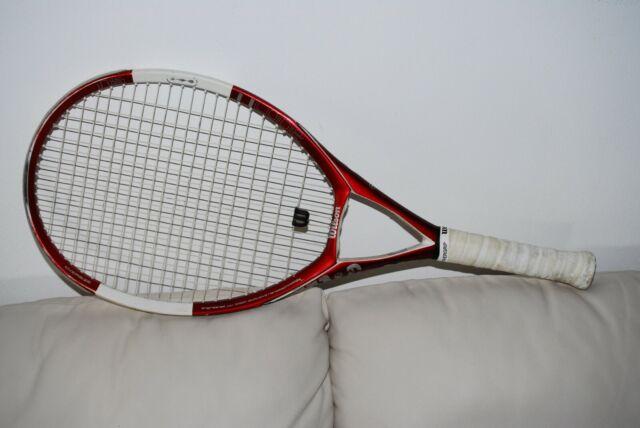 "NEW Wilson Ncode N5 Oversize 110/"" head 4 3//8/"" grip Tennis Racquet Racket W// Case"