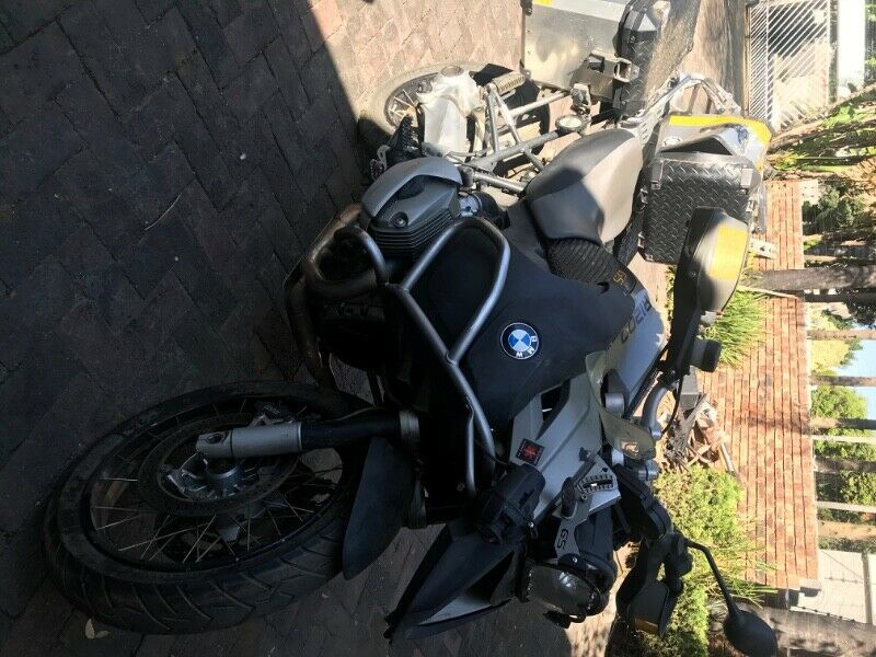 BMW R1200 GS ADV stripping for spares!