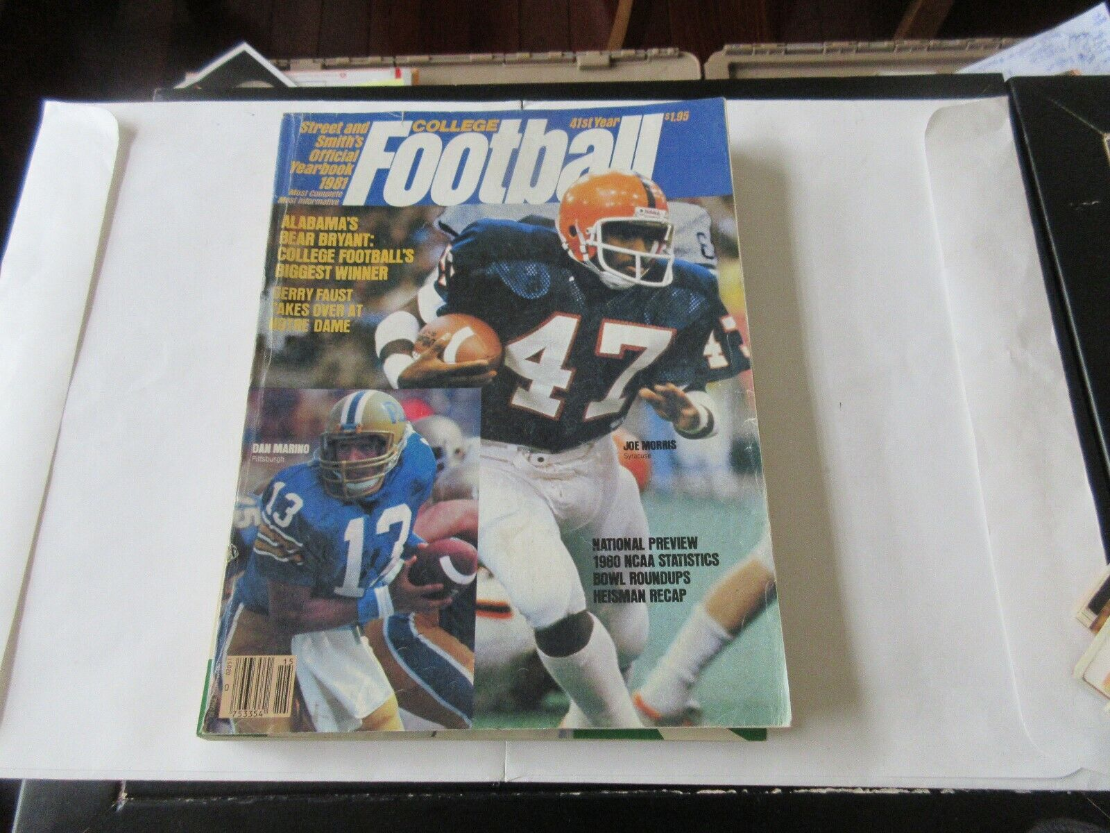 Street & Smith's College Football Yearbook , 1981