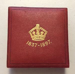 1837 - 1897 QUEEN VICTORIA OFFICIAL DIAMOND JUBILEE SILVER