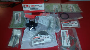 yamaha oem water pump impeller repair kit for 60 90hp outboards 692 yamaha 90hp outboard wiring diagram image is loading yamaha oem water pump impeller repair kit for