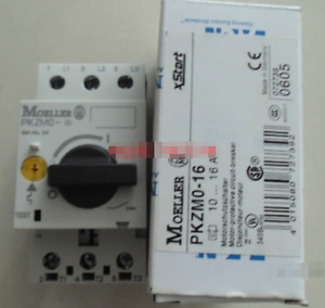 1PC New EATON MOELLER PKZM0-16 10-16A free shipping