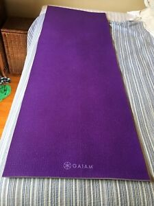 Gaiam Yoga Mat Ebay