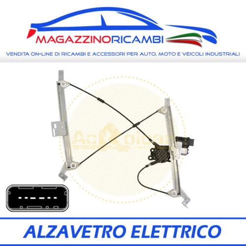 ALZACRISTALLI-ALZAVETRO ELETTRICO OPEL TIGRA TWINTOP 2004 /> ANTERIORE SX