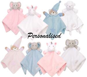 Personalised-Baby-Comforter-Embroidered-Newborn-Gift-Comfort-Blanket-Blankie-New
