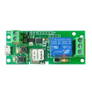 DC5V-Sonoff-Wireless-WiFi-Inching-Self-Locking-Smart-Switch-Relay-Module