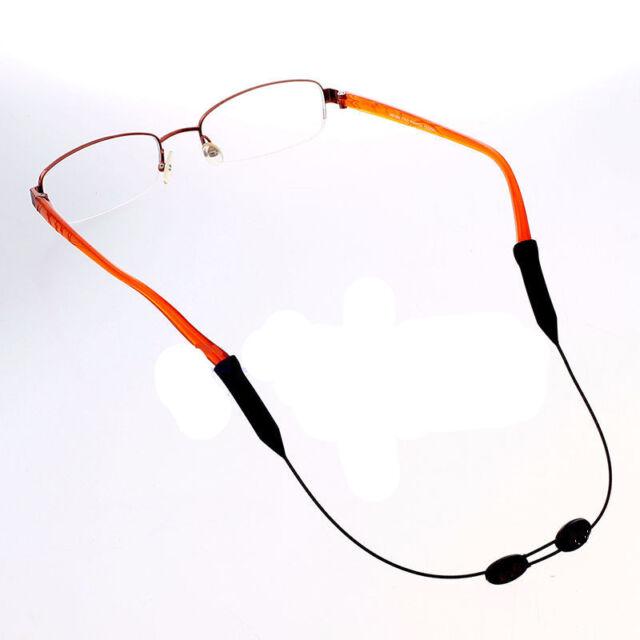 ee930fdeb9 Glasses Strap Neck Cord Sports Eye glasses Band Sunglasses Rope String  Holder