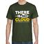 THERE-IS-NO-CLOUD-Geek-Nerd-Admin-Informatiker-Sprueche-Spass-Lustig-Fun-T-Shirt Indexbild 2
