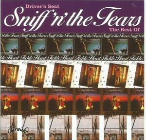 Sniff-N-The-Tears-Drivers-Seat-The-Best-Of-1999-CD-album