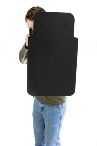 NIJ IIIA 15x25 14 lbs Hardcore Defense brand Ballistic Shield