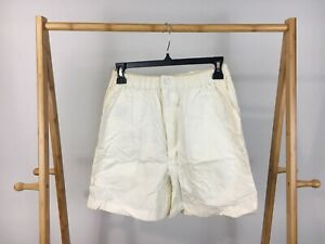 RARE-VTG-Members-Only-Men-s-Casual-Elastic-Waist-Shorts-Size-L