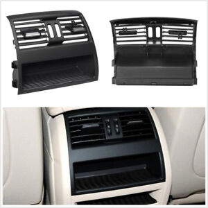 For-BMW-5-Series-Rear-Center-Console-Outlet-Vent-Grille-Grill-Cover-64229172167