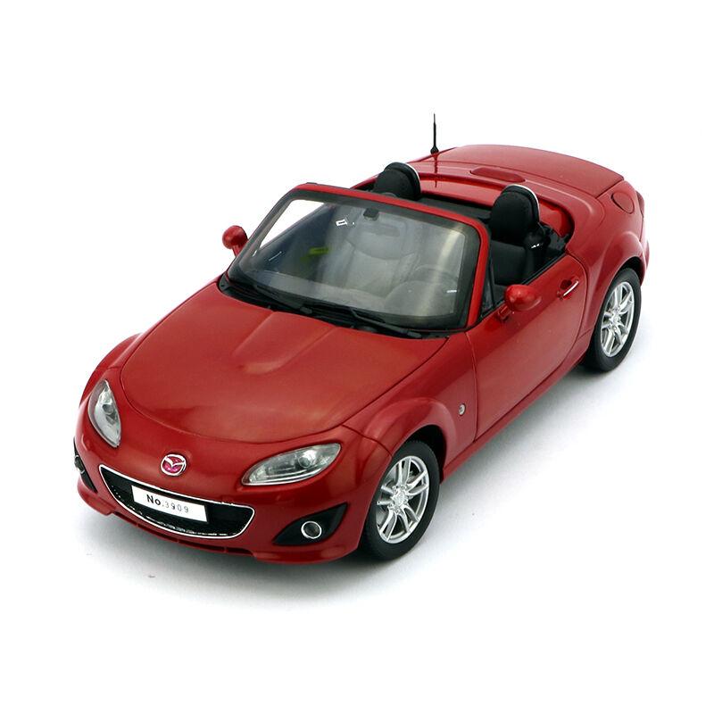 ORIGINAL MODEL 1 18 MAZDA MX5, MX-5,Roadster,RED