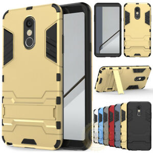 Details about For LG Stylo 4 Plus/ Stylo 5 / Aristo 3 / G7 ThinQ Hybrid  Armor Stand Case Cover