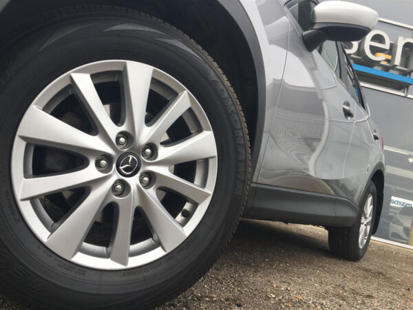 Mazda CX-5 2,0 Sky-G 165 Vision - billede 1