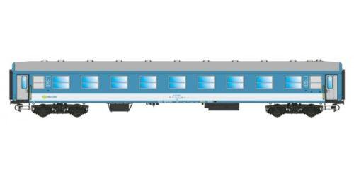 DC H0 2.Kl der MAV NMJ NMJT409.106 H-Start Personenwagen Ao 19-37 006-6