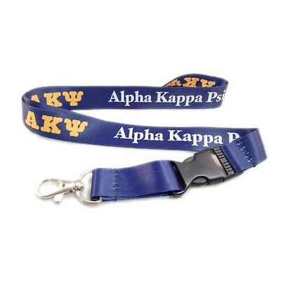 Licensed Vendor Phi Kappa Sigma Lanyard With Buckle