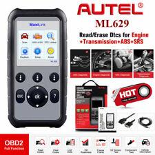 Autel Ml629 Automotive Obd2 Scanner Car Code Reader Engine Abs Srs Transmission