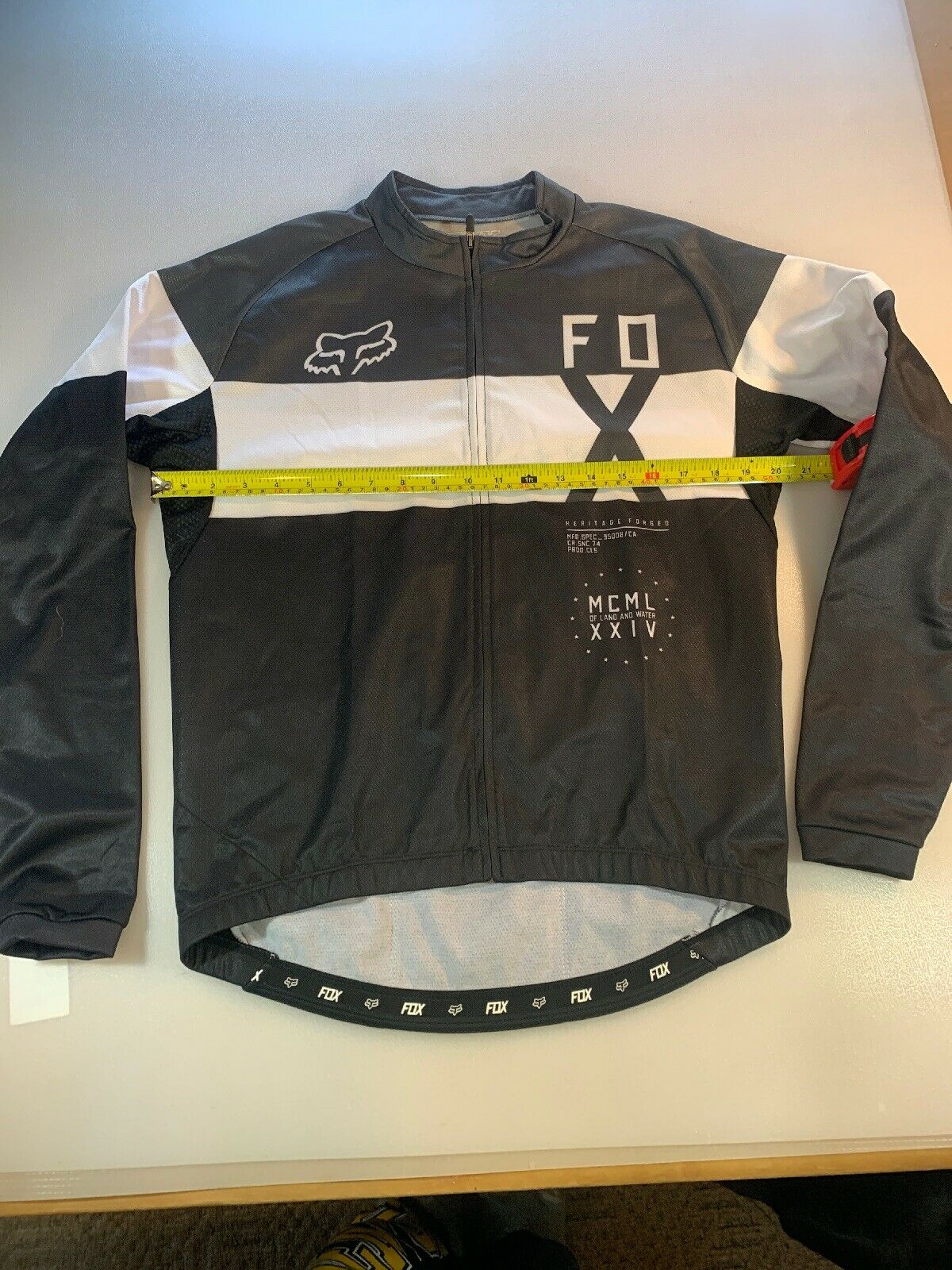Fox Thermal Longsleeve Cycling Jersey Medium M (6570-16)   check out the cheapest