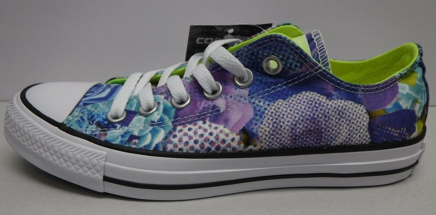 Converse All Star Größe 6.5 Floral  Canvas Sneakers New Womnes Schuhes
