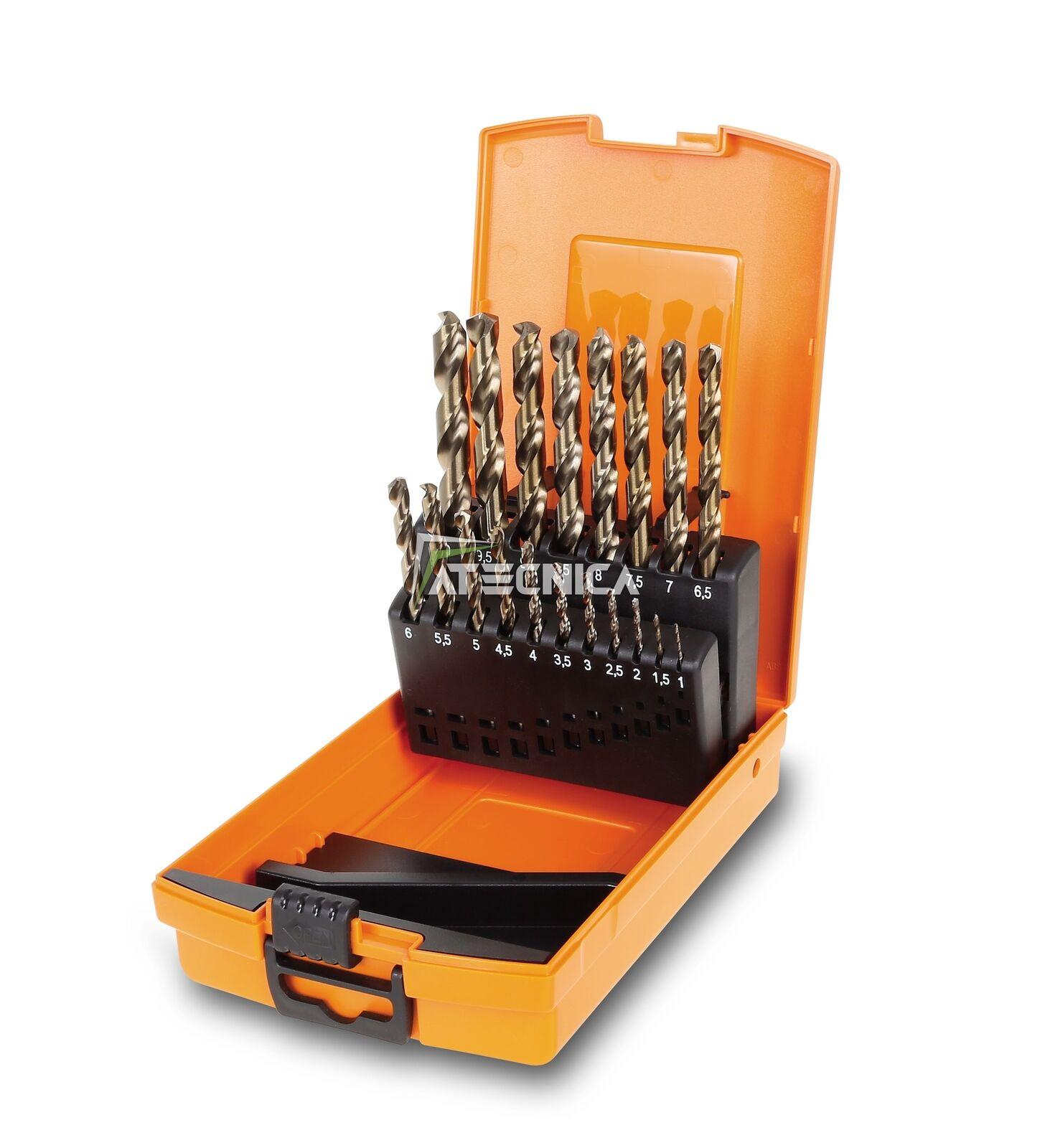 Tipps für Bohrer Beta Tools 415CO/SP19A set 19 Tipps elic. ø 1÷10 Beta 415