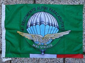 Caricamento dell immagine in corso Bandiera-4-REGGIMENTO-ALPINI -PARACADUTISTI-034-MONTE-CERVINO- 133d5a9ac82e