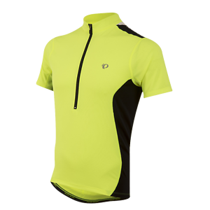 Pearl Izumi Quest Bicycle Bike Cycling Jersey Screaming Yellow - Small